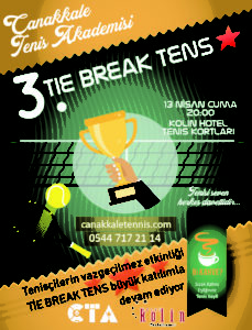 Çanakkale Tie Break Tens